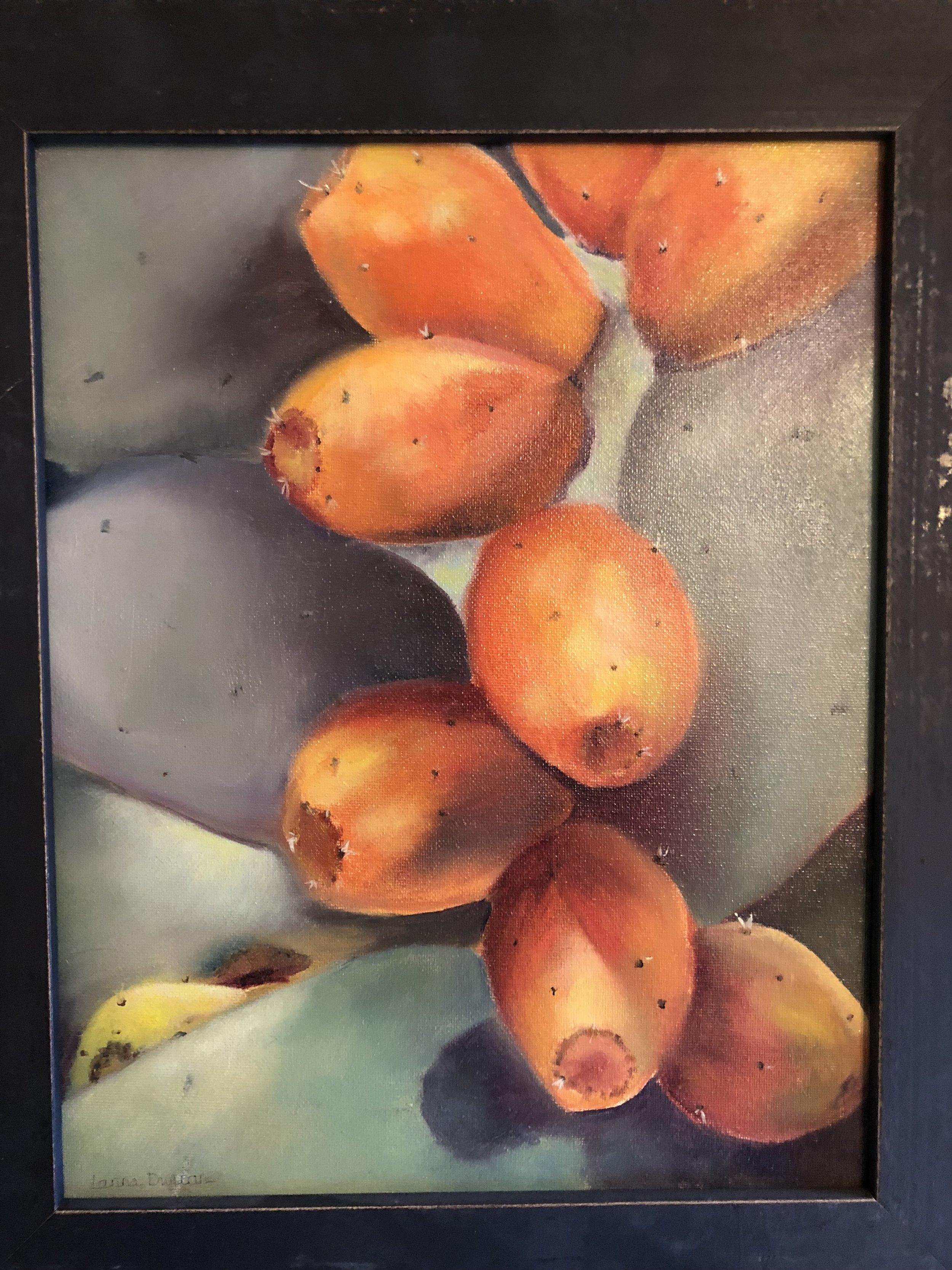 Prickly Pear Cactus Study 1