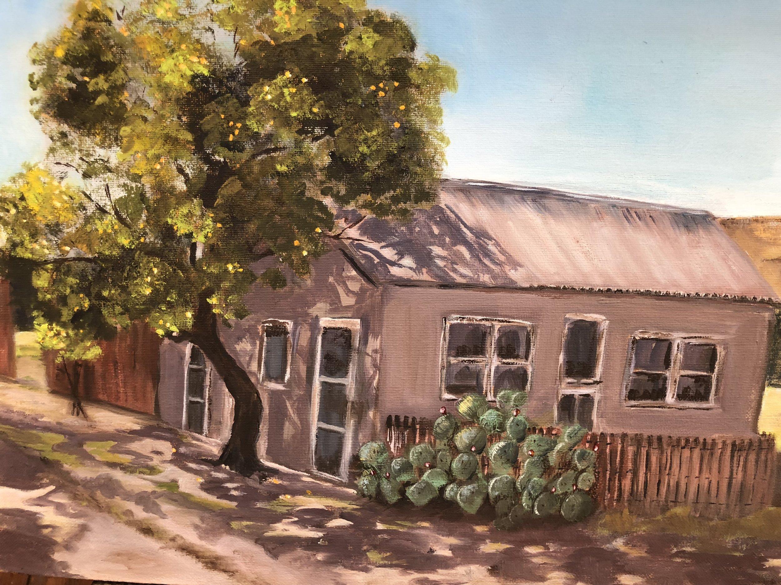 The Silvas House