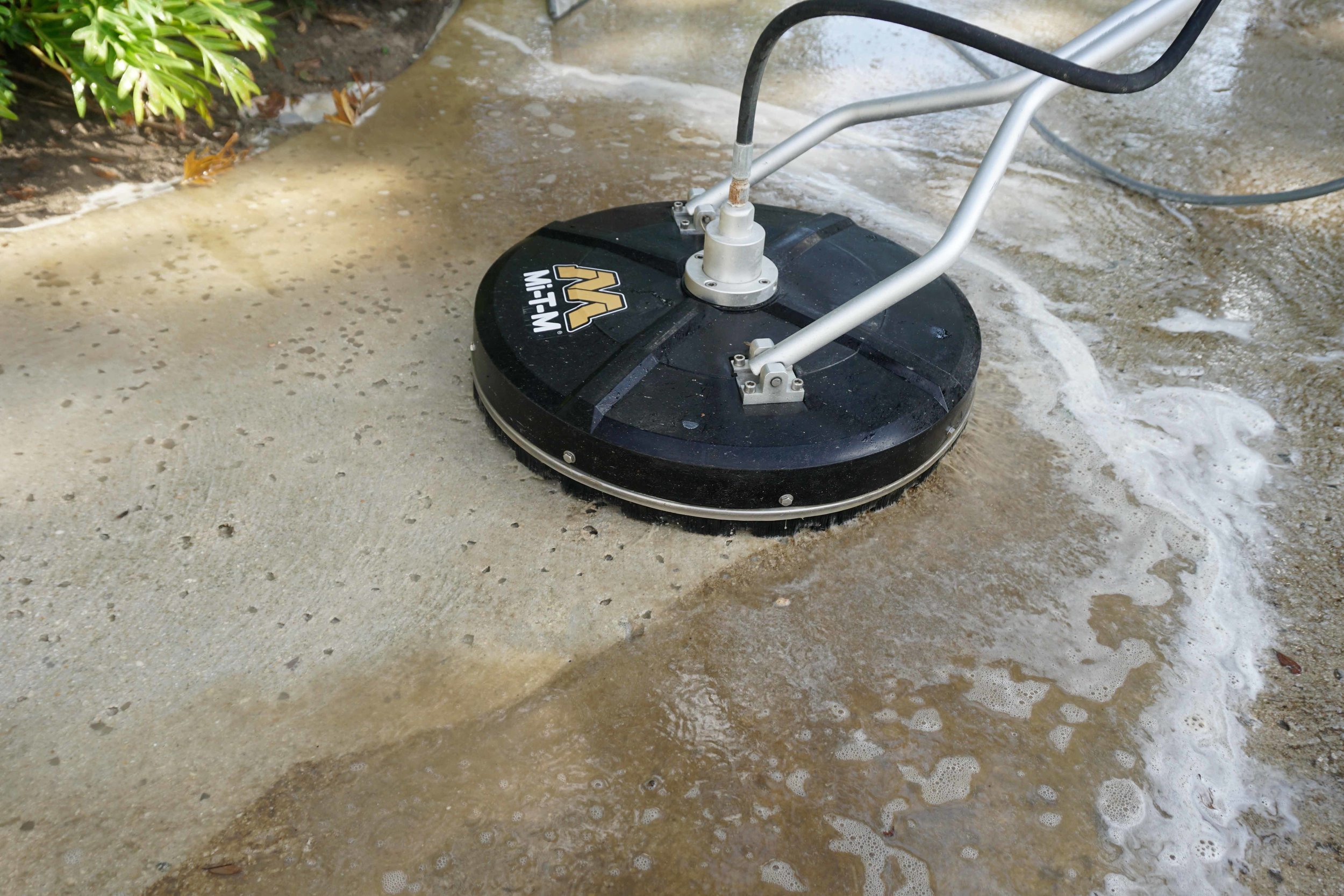 Driveway Cleaning -