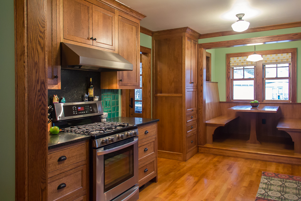 Craftsman bungalow -