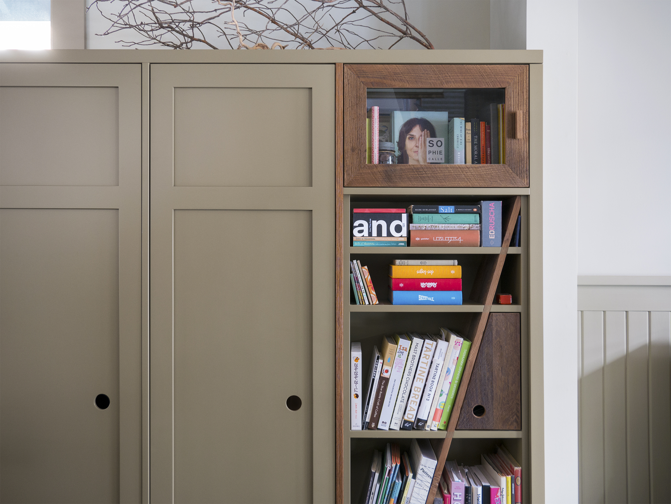 Curated Built-Ins -