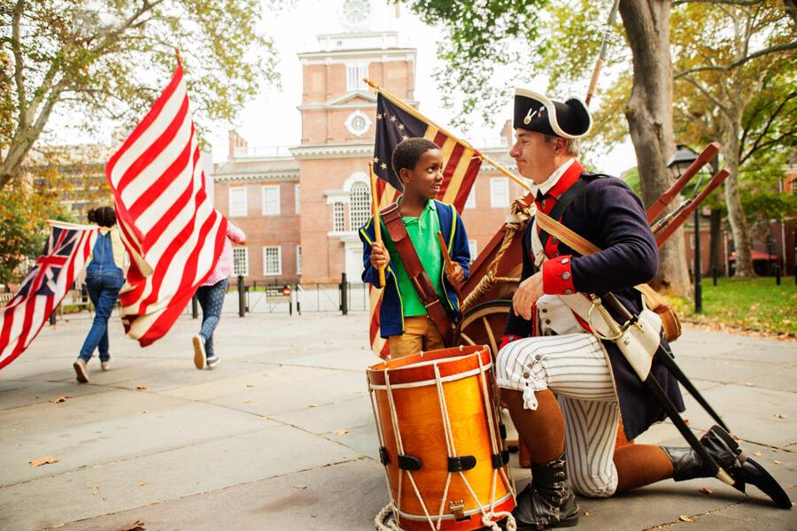 Philadelphia's Historic District