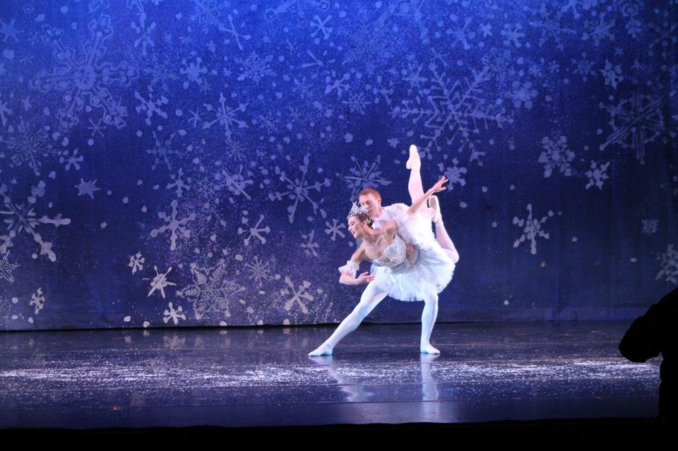 """""""Clara's Dream"""" Snow King  City Center Ballet - Lebanon, NH"""