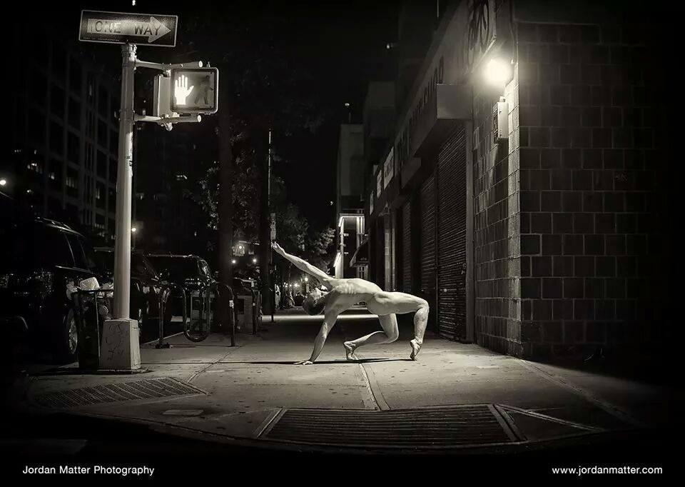 """Dancers After Dark""  Photo by Jordan Matter"