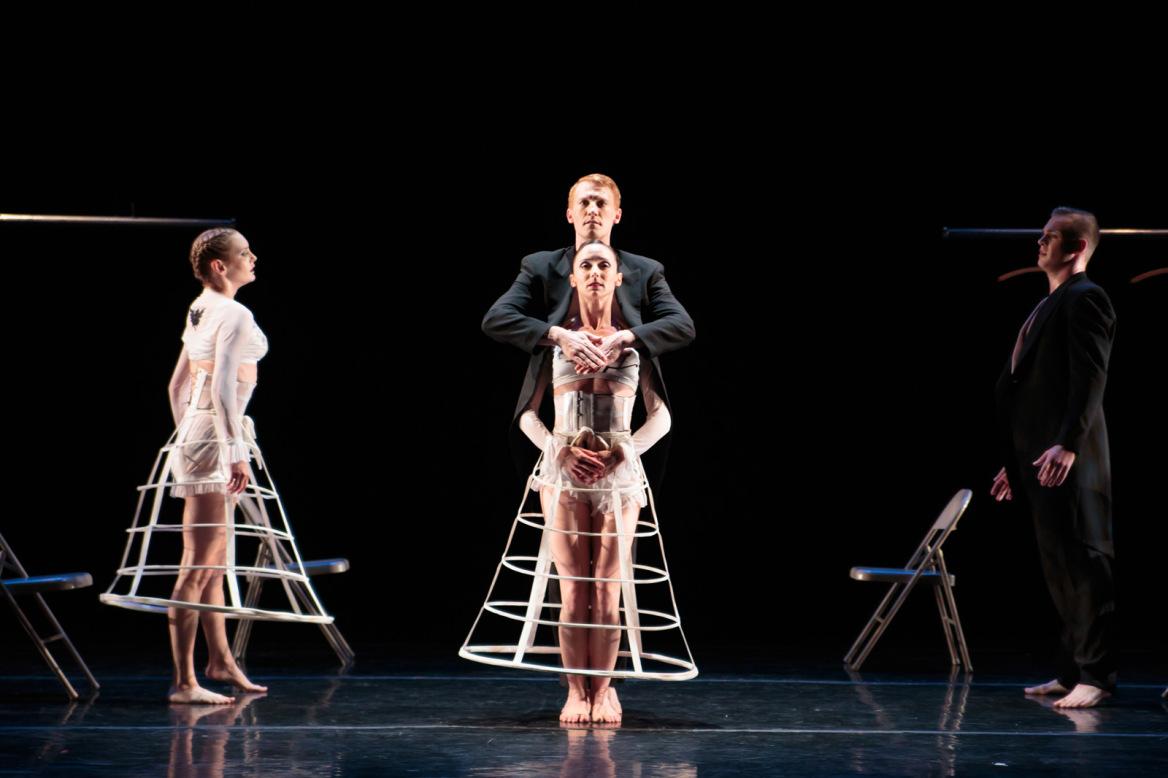 """Pascal Rioult's """"Les Noces""""  Photo by Eric Bandiero"""
