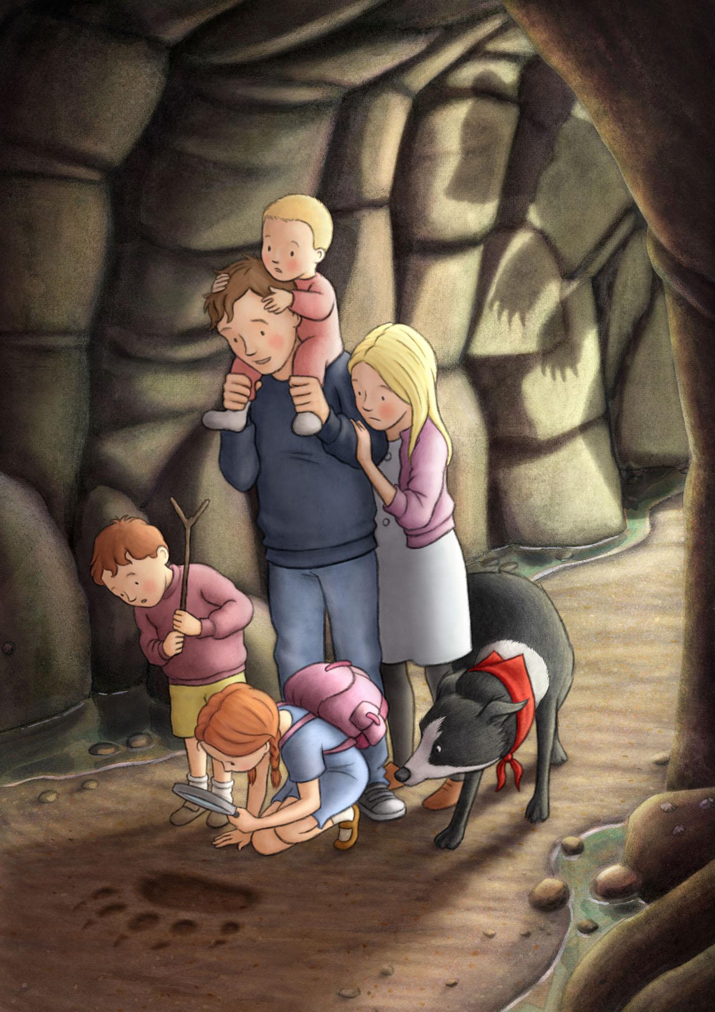Cave Press Image
