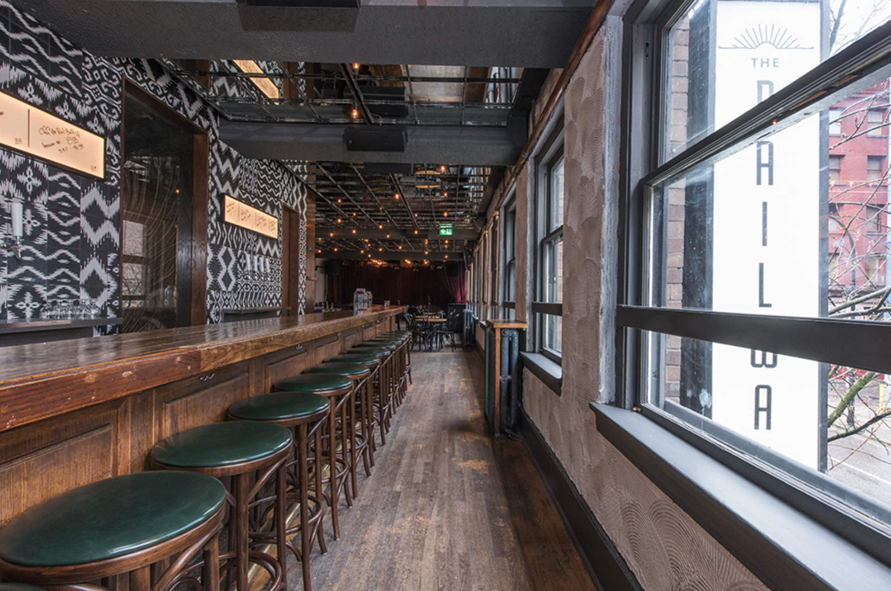 The Railway Stage and Beer Cafe - Cap: 200Vancouver's original live music venue reopens with a facelift and renewed approach to music and beer. The Railway's iconic history of supporting the community continues with twenty-four VERY local craft beers on tap, plus an additional four