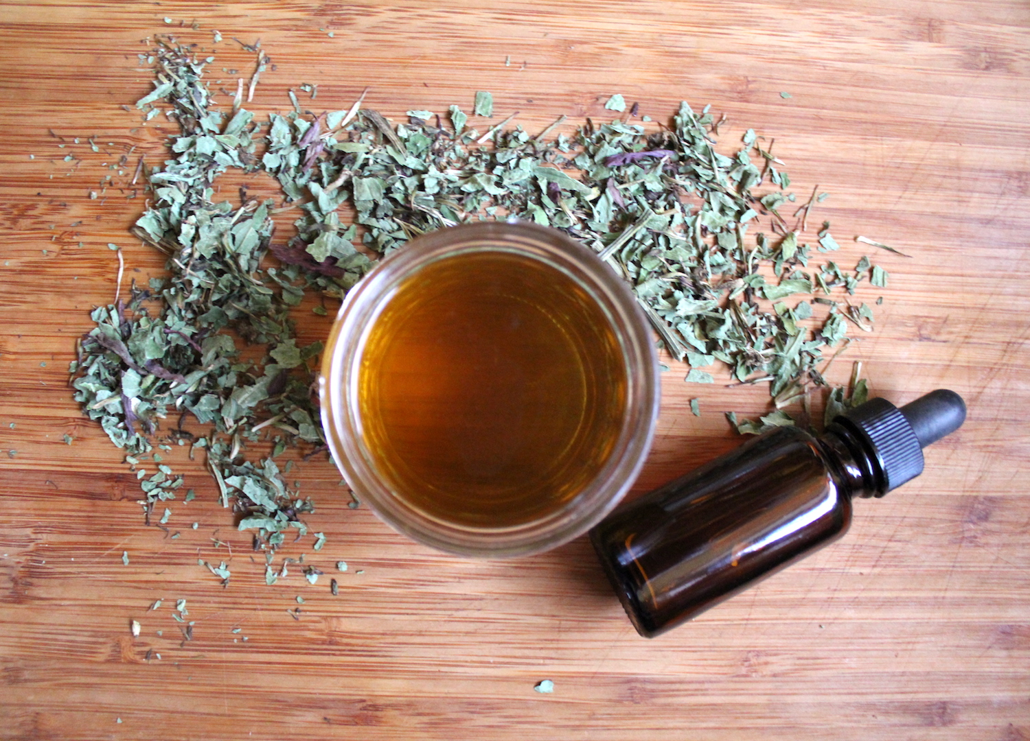 How to Take an Herbal Tincture