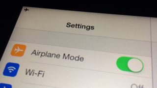 Use airplane mode instead of do not disturb at night to avoid EMF exposure.
