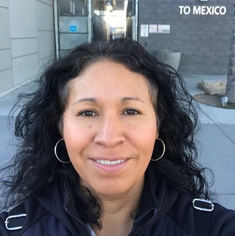 Attorney  Maribel Martinez  volunteered in Tijuana with Al Oltro Lado, providing legal advice to asylum seekers from Mexico and Central America.