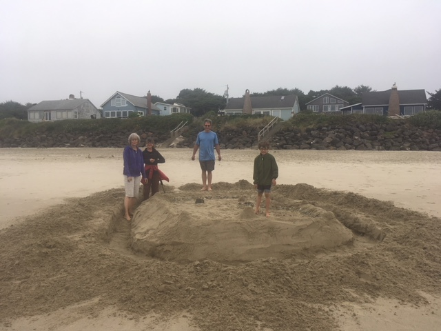 Sand Village