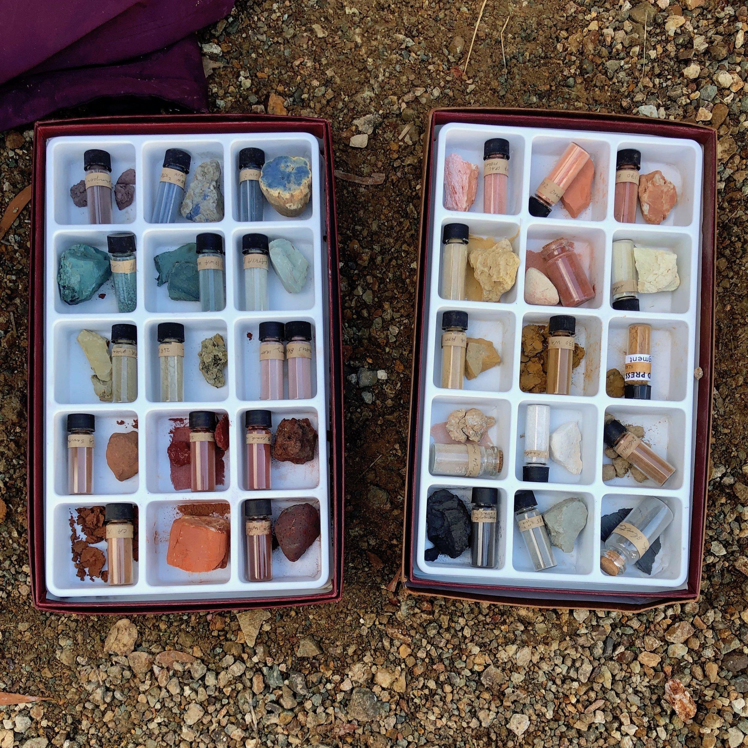 EARLY FUTURES - Visit Heidi's website: earlyfutures.comLearn about ochres: earlyfutures.com/about-ochre-pigmentsFollow her on Instagram: @heidilynnheidilynn