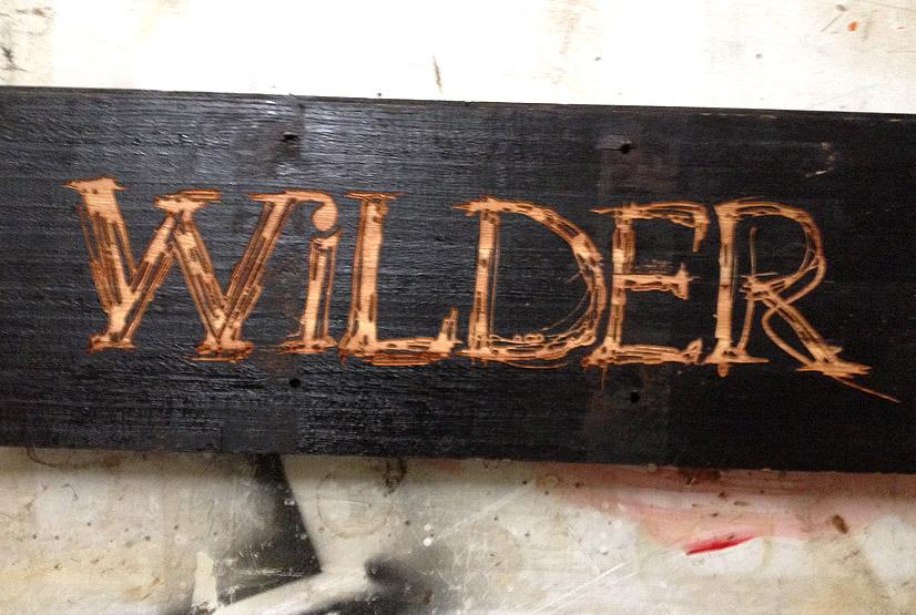 WILDER, 2013