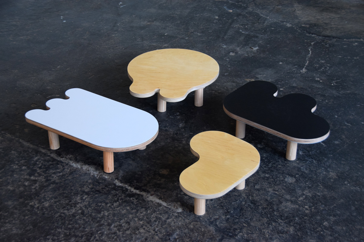 KINDA TABLES  //  Matthew Willams