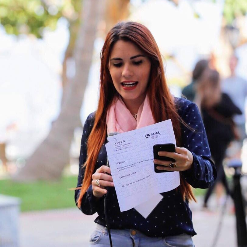 Marycet Carmona on Cuban Journalism -