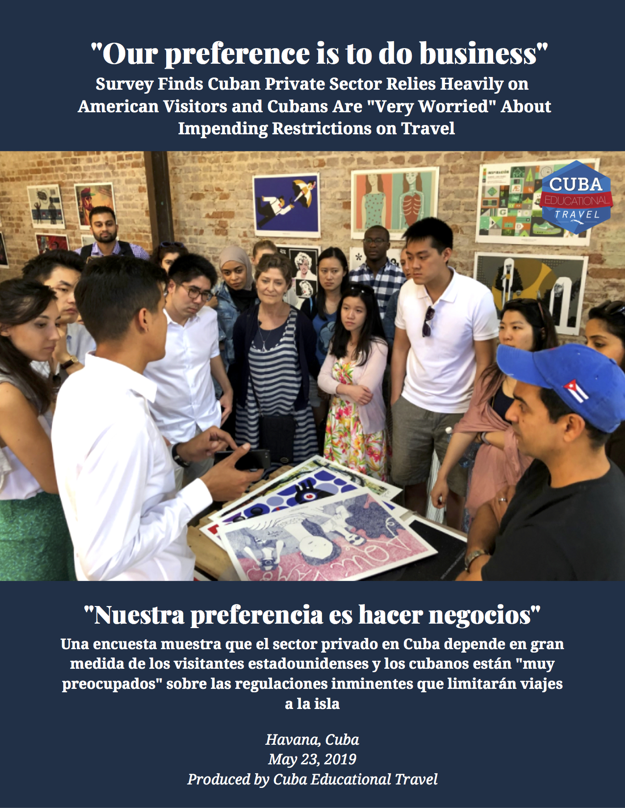 May 2019 Survey Finds Cuban Private Sector Relies Heavily on American Visitors and Cubans Are _Very Worried_ About Impending Restrictions on Travel (1).jpg