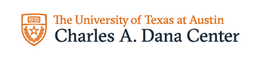 The University of Texas at Austin Charles A. Dana Center logo, providing equitable K–16 math/science education for students.