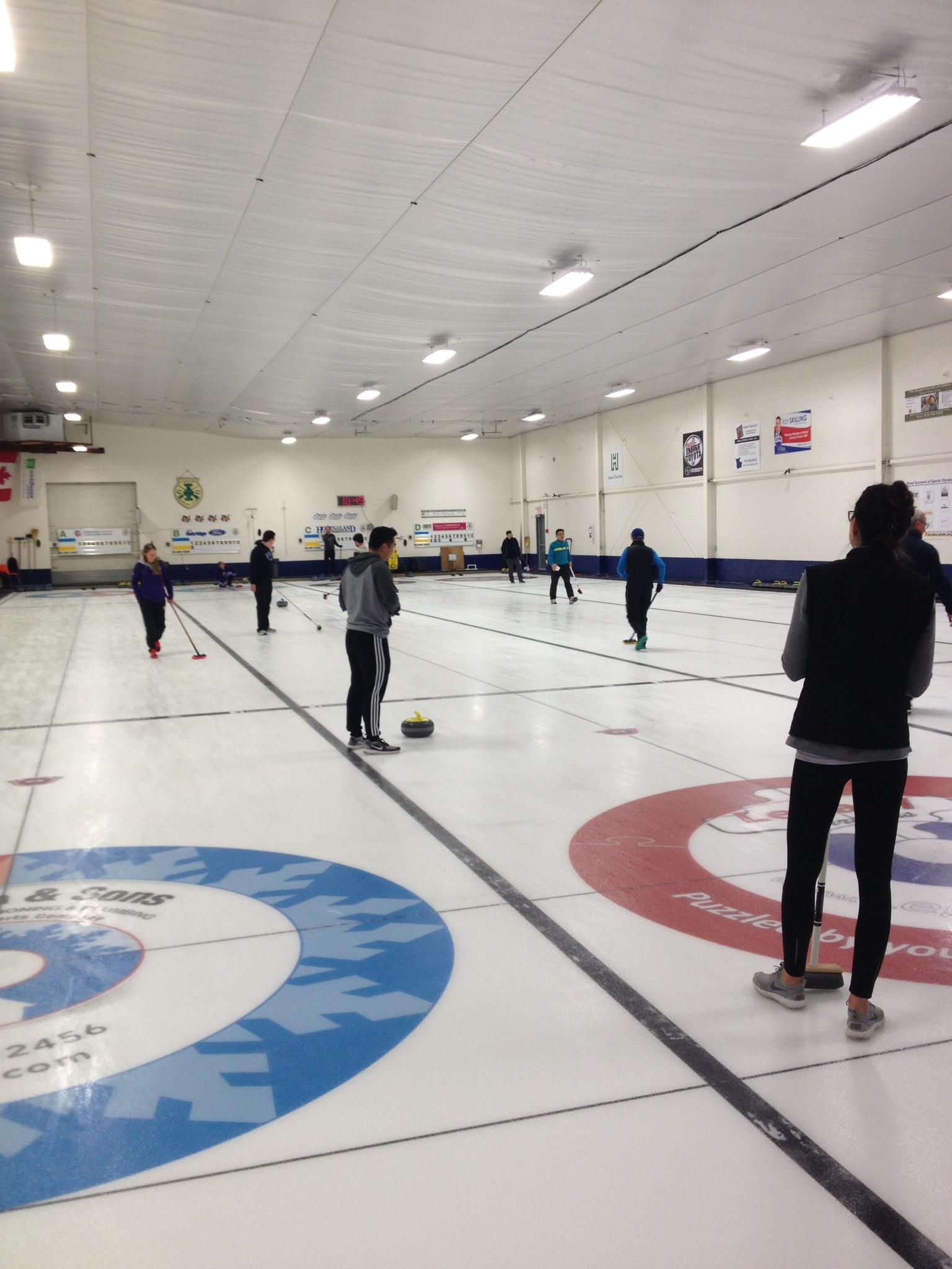 Lab Curling