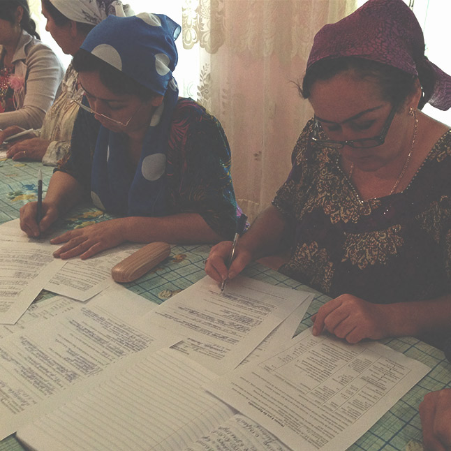 Tavriski Christian Institute provides men and women in the Ukraine and Asia with a Christian education so that they can plant and grow churches.