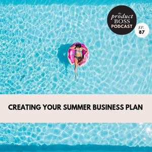 summer business plan donut