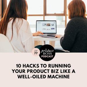 Hacks Running Product Business Women Computer