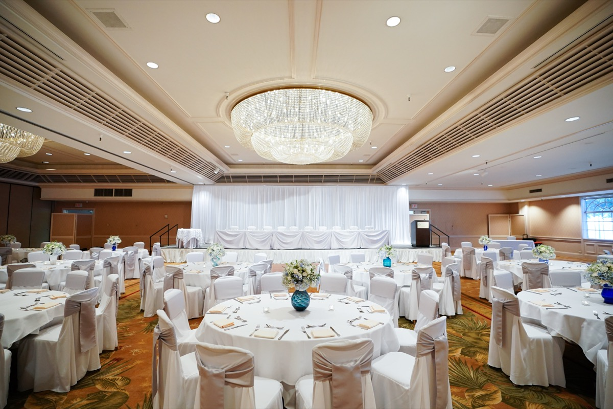 PC: KAI PHOTO | Hyatt Regency Waikiki's Makai & Maloko Ballrooms