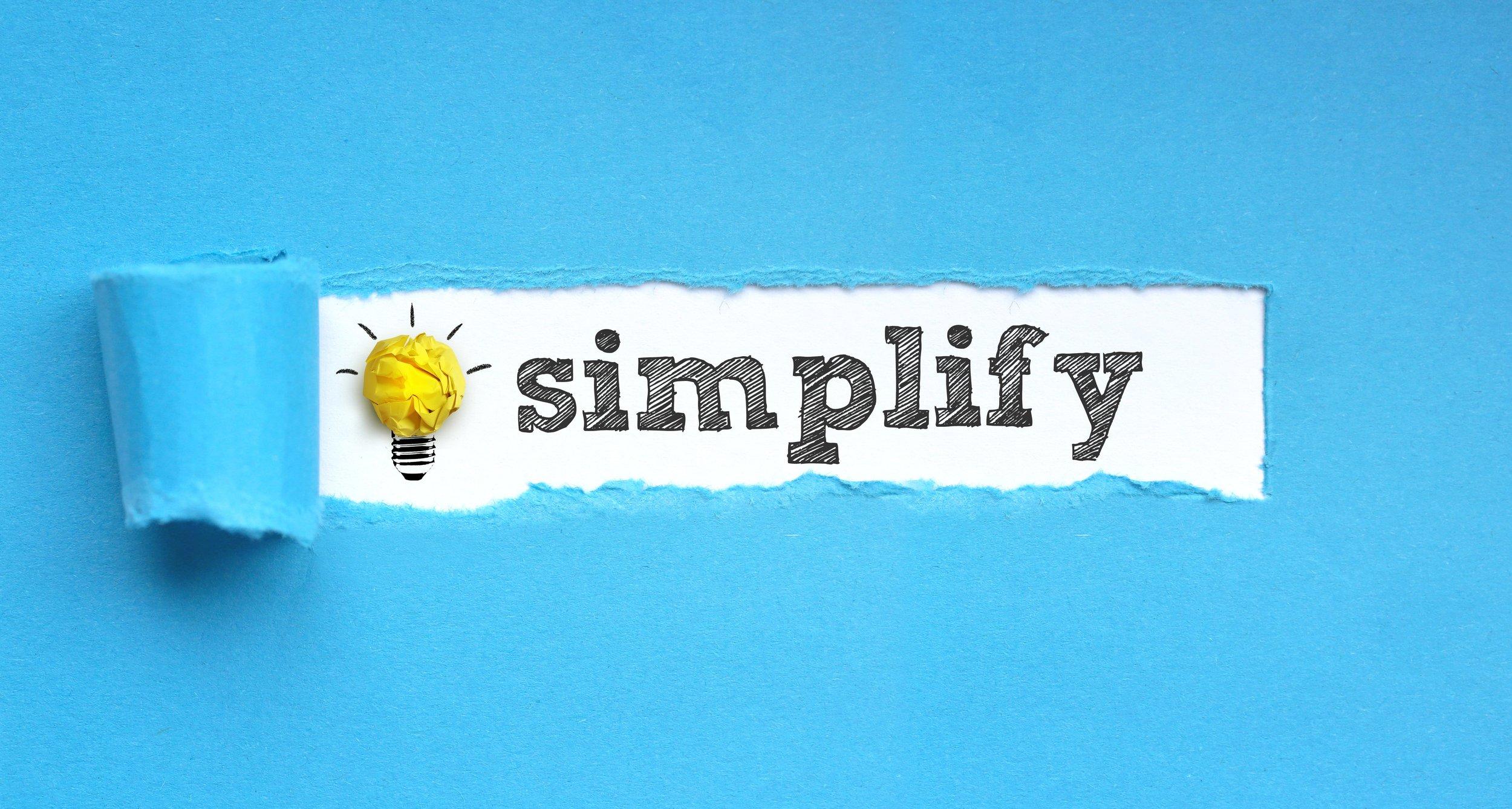 Brandmize 365 About Us Simplify