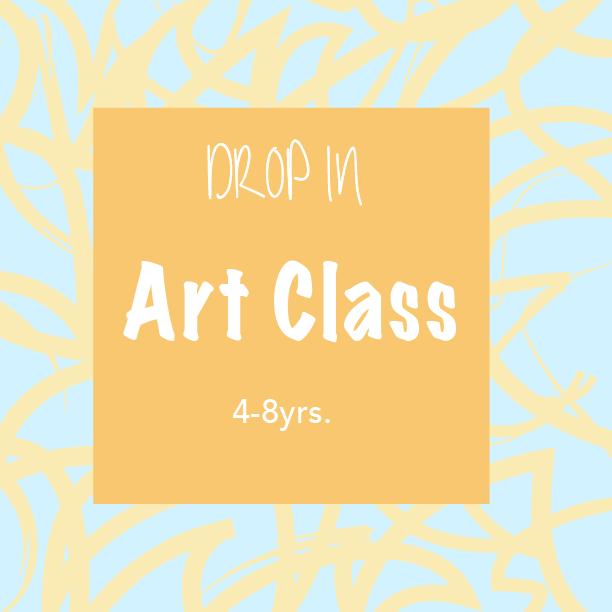 Drop In Art Class, 4-8yrs.jpg
