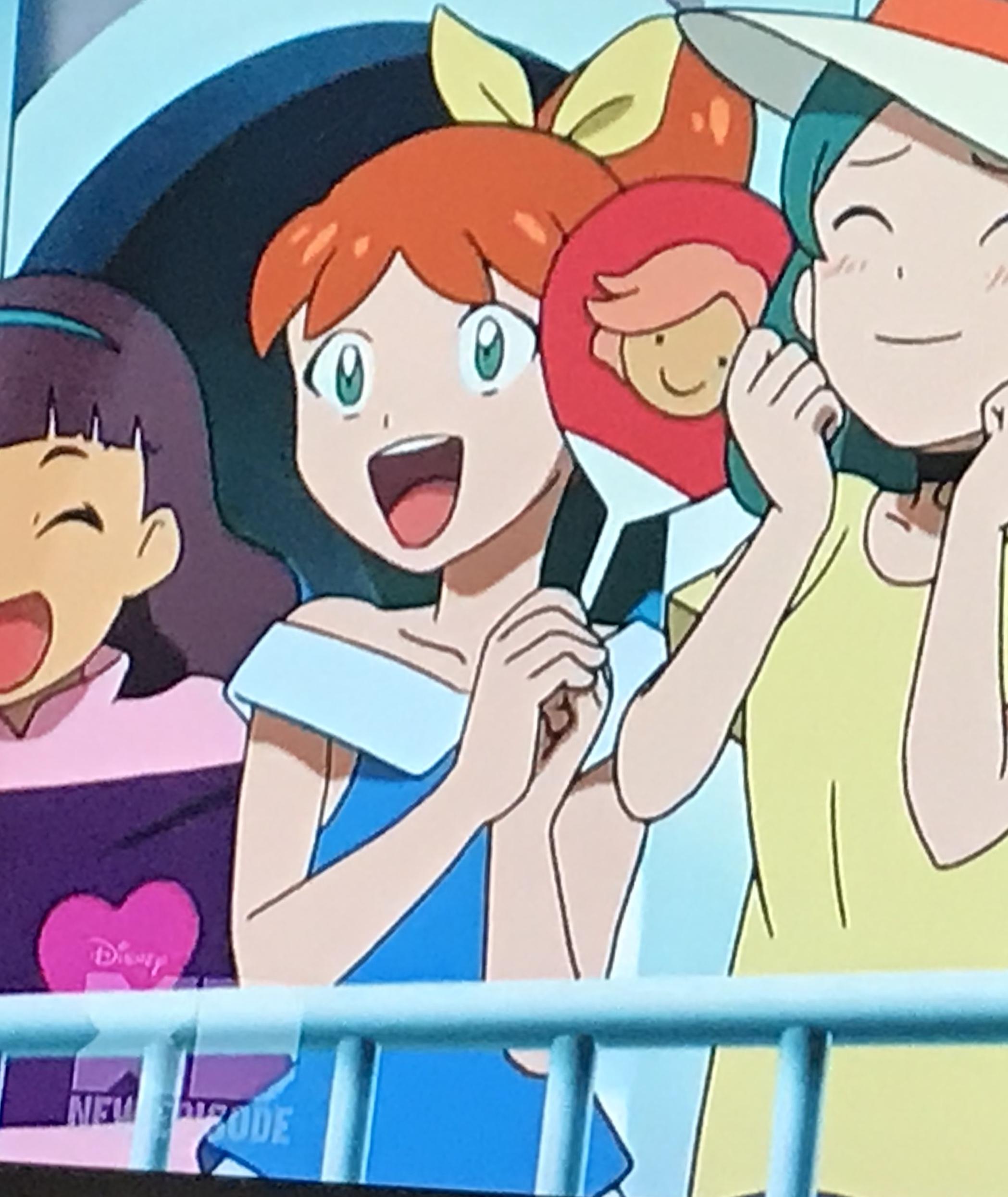 Multiple Characters - Pokémon: Sun and Moon