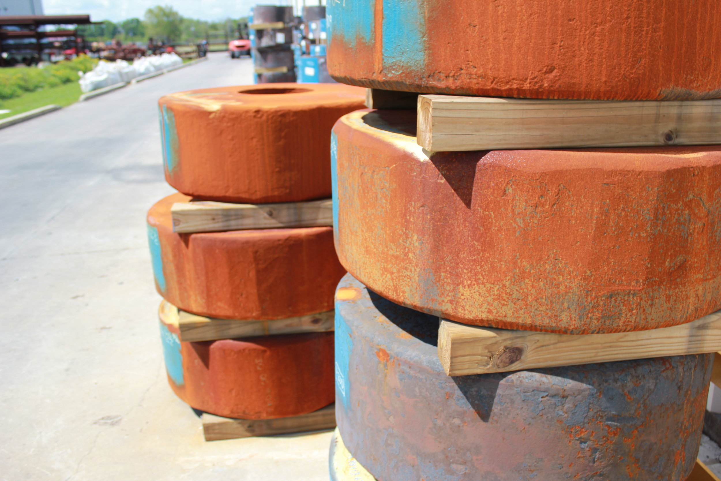 Forgings - 4130, H2S, 75K -- Up to 46-1/4
