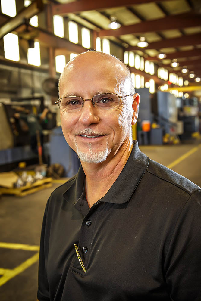 Steven Labat - Production Coordinator -   repair Division    Steven Labat joined A.S.A.P. Industries Manufacturing, LLC in July of 2016 in the role of Production Coordinator of our repair division. He enjoys working as a valuable part of the organization and is using this opportunity to share his years of experience with A.S.A.P.'s many young, talented employees.   Steven started his career in the oilfield in 1980 as a machinist after attending South Louisiana Vocational Technical School. After working in several small shops, he started a 30 year career in June of 1985 with Preferred Industries which later became T3 Energy, Robbins & Myers and National Oilwell Varco. During that time, he held positions as Machinist, Repair Shop Foreman, Production Manager, Inside Sales and Operations Manager.