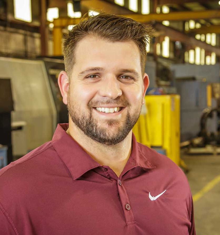 Jonathan Lirette - inside sales   Jonathan Lirette joined asap industries in June of 2007. He started as an associate on the factory floor and quickly advanced thru various positions such as cnc Machinist, Machinist Supervisor, Shop Foreman, Production Manager and was promoted to an Inside Sales position in April of 2018.  Jonathan began his profession in the oilfield industry in 2007 at ASAP. he has spent his entire career in the Oil and Gas industry. He was chosen to join the Inside Sales Team because he has excelled during his 11+ years here at A.S.A.P. Jonathan uses his first-hand knowledge of the manufacturing business to quote jobs accurately, quickly and effectively. Jonathan also specializes in the quick turn portion of the business and has been involved in many of the major projects that A.S.A.P. has been awarded since joining the sales team.