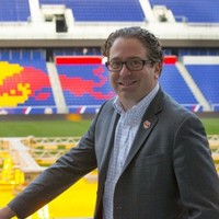 Joe Stetson  Head of Marketing, Multimedia & Communications  New York Red Bulls