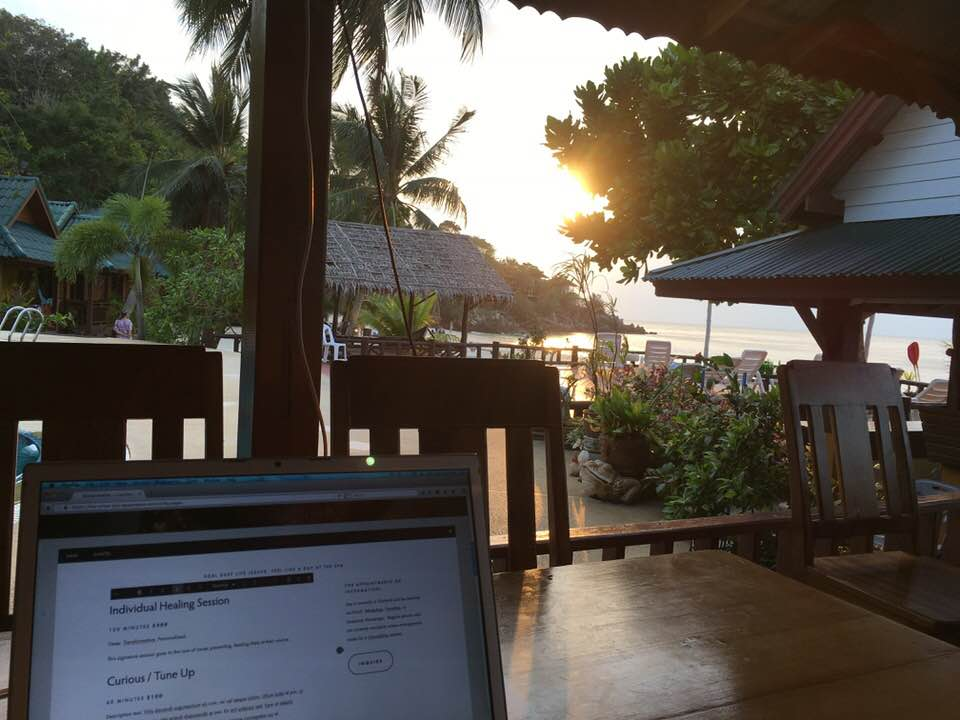 Lisa Virtue Sunset Office.jpg
