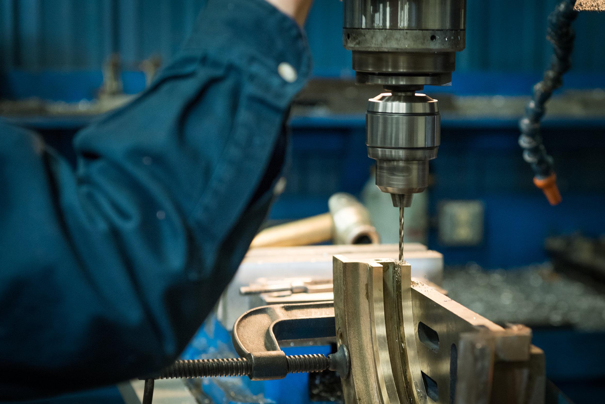 Machining Repair