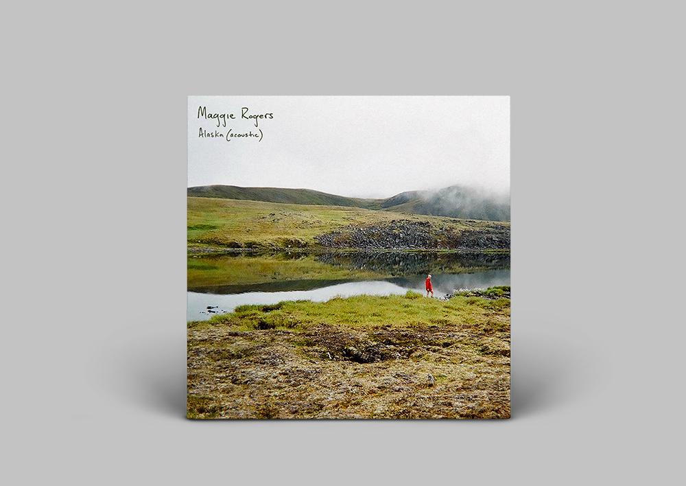 """""""Alaska (Acoustic)"""" Single Art"""