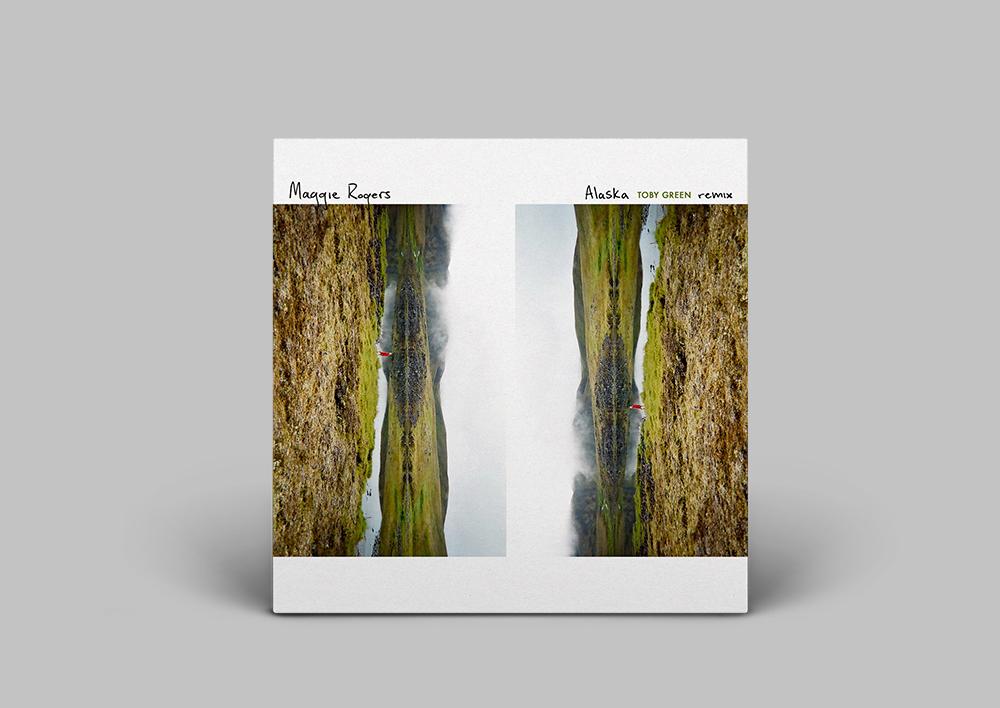 """Toby Green """"Alaska"""" Remix Art"""