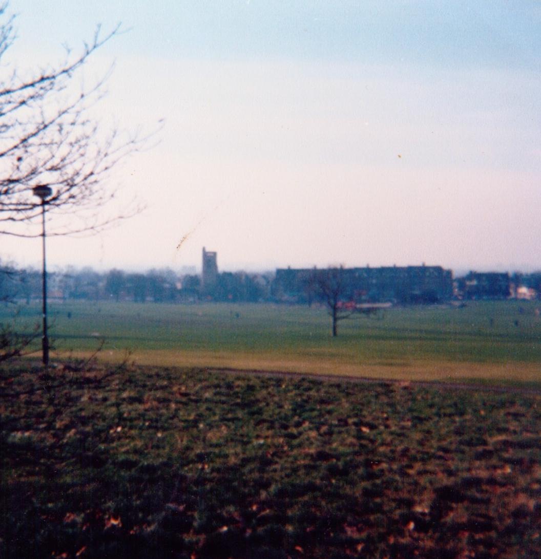 FRAGMENTS : Streatham Common, circa 1989