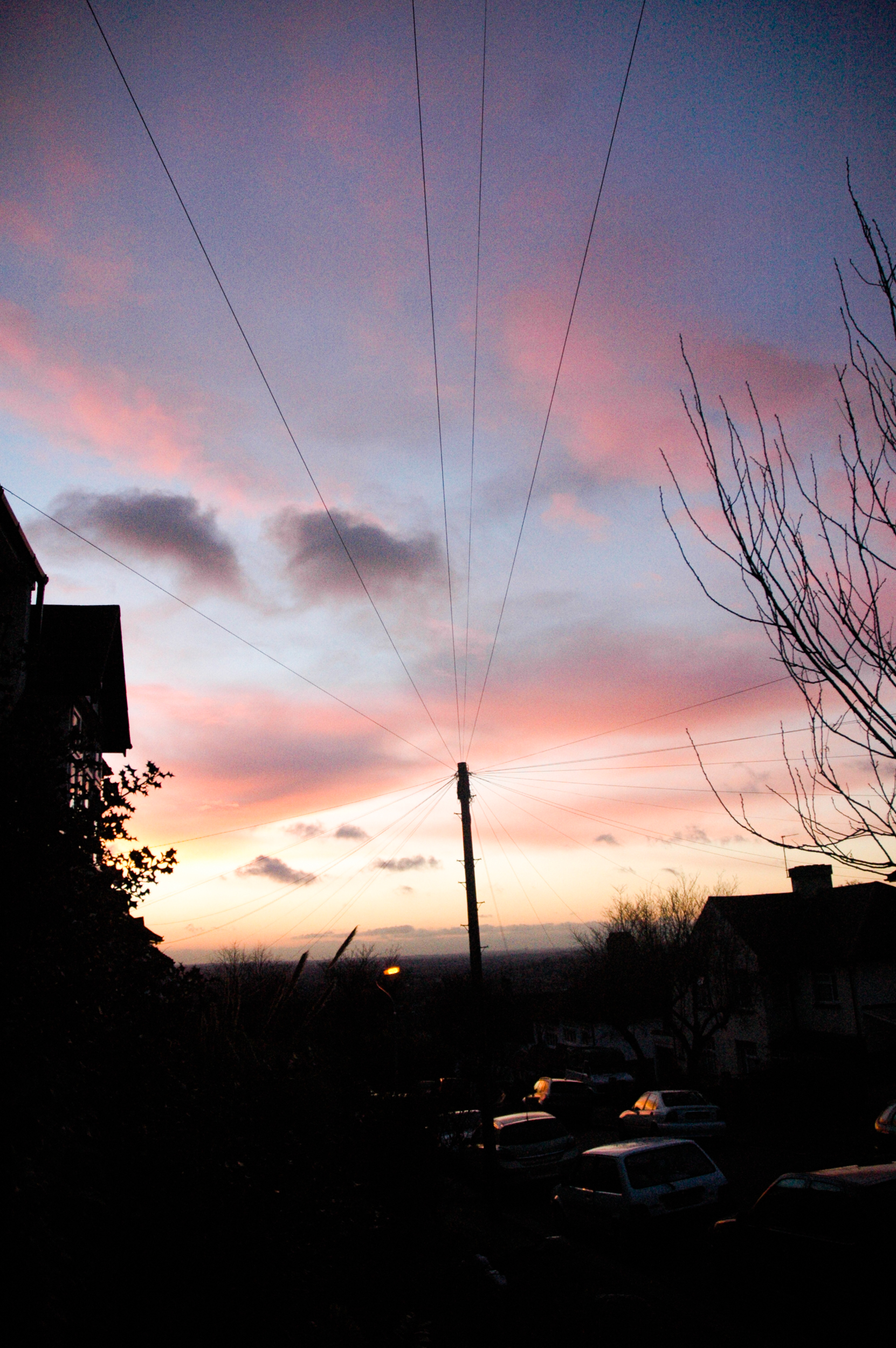 South Norwood Skies