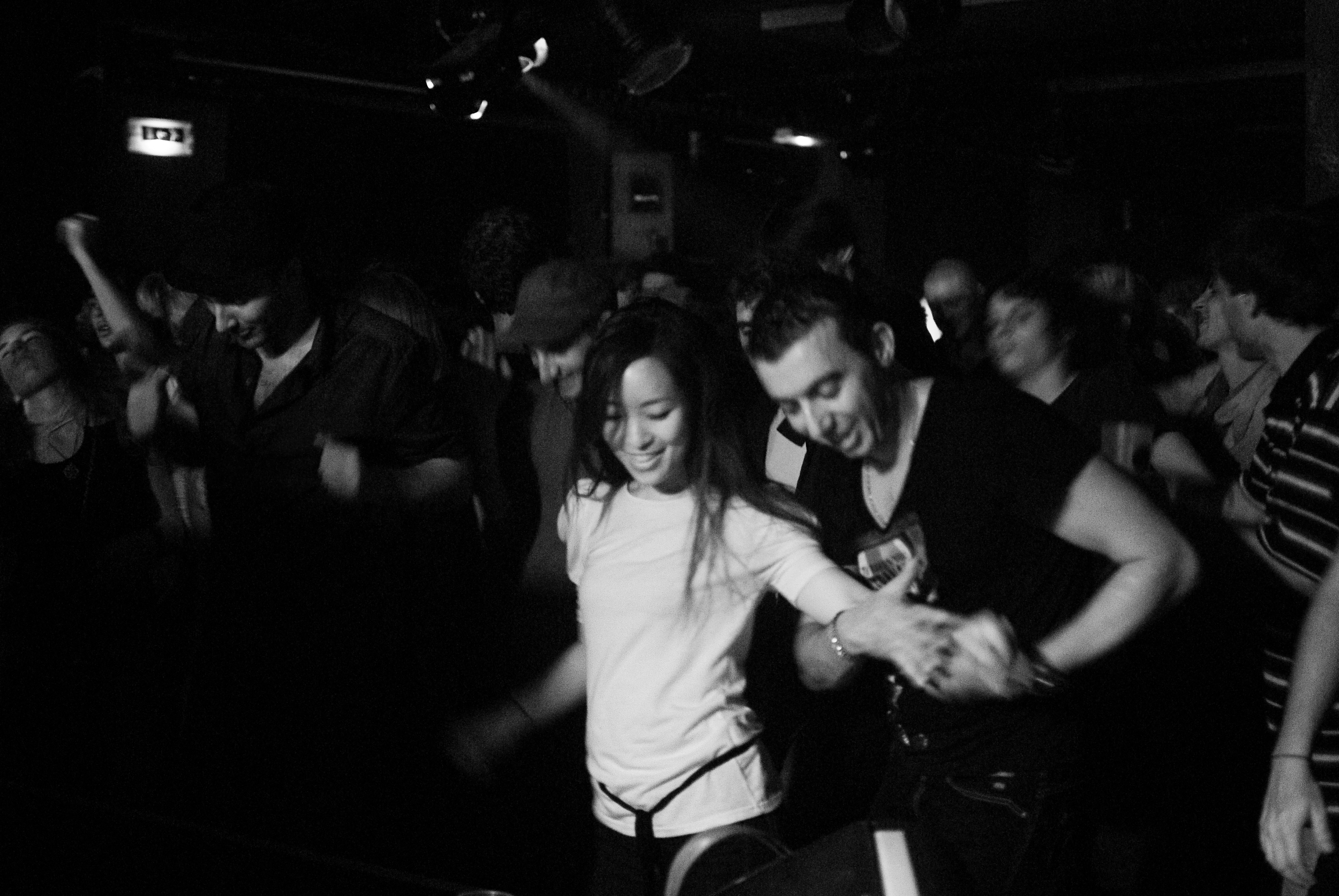 Dancers, Glazart, Paris
