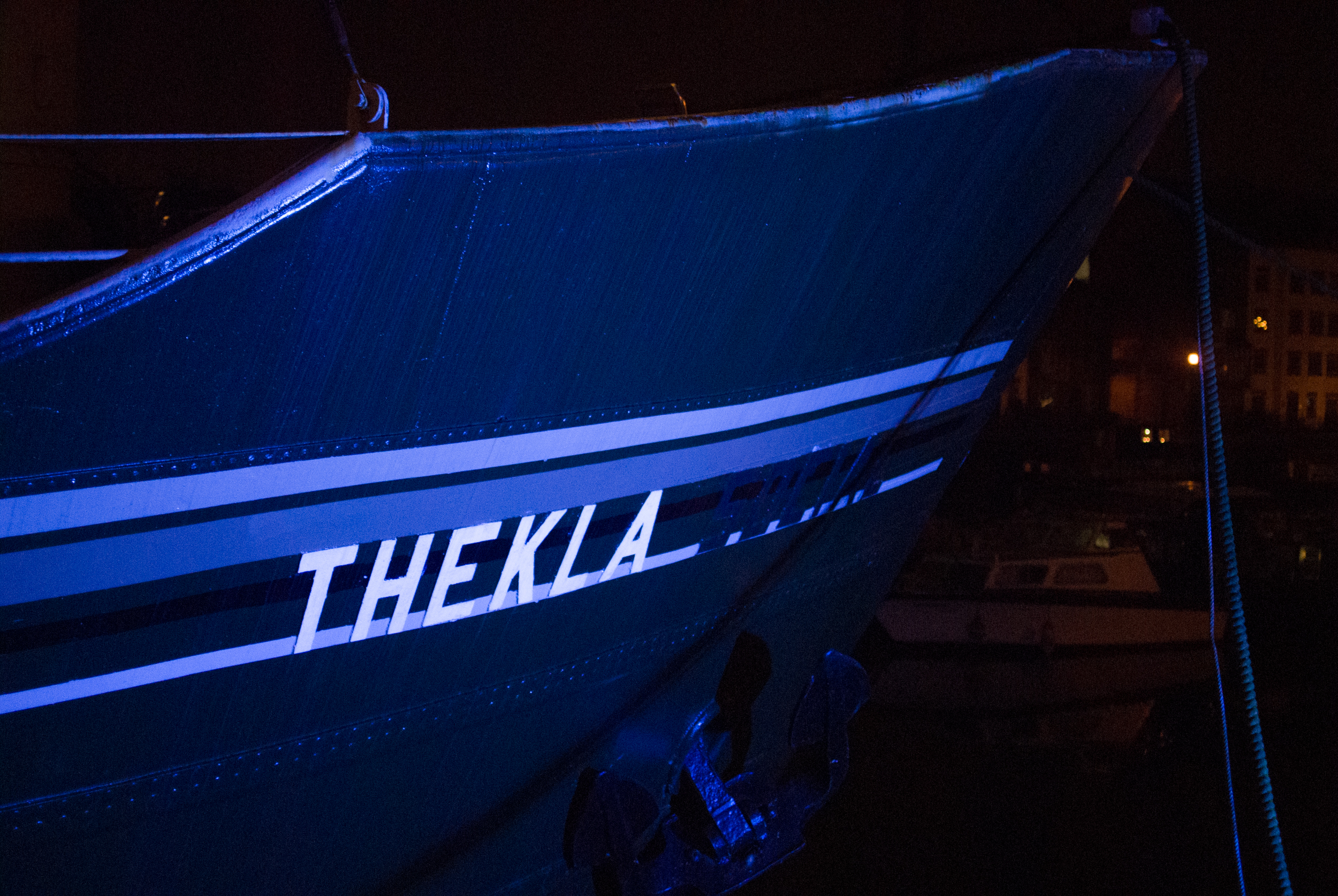 Thekla Boat Club