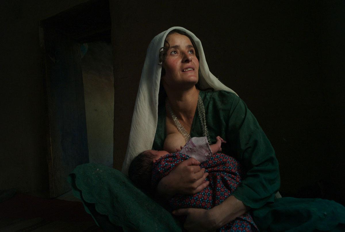 Alixandra Fazzina: Maternal Mortality series ©Alixandra Fazzina