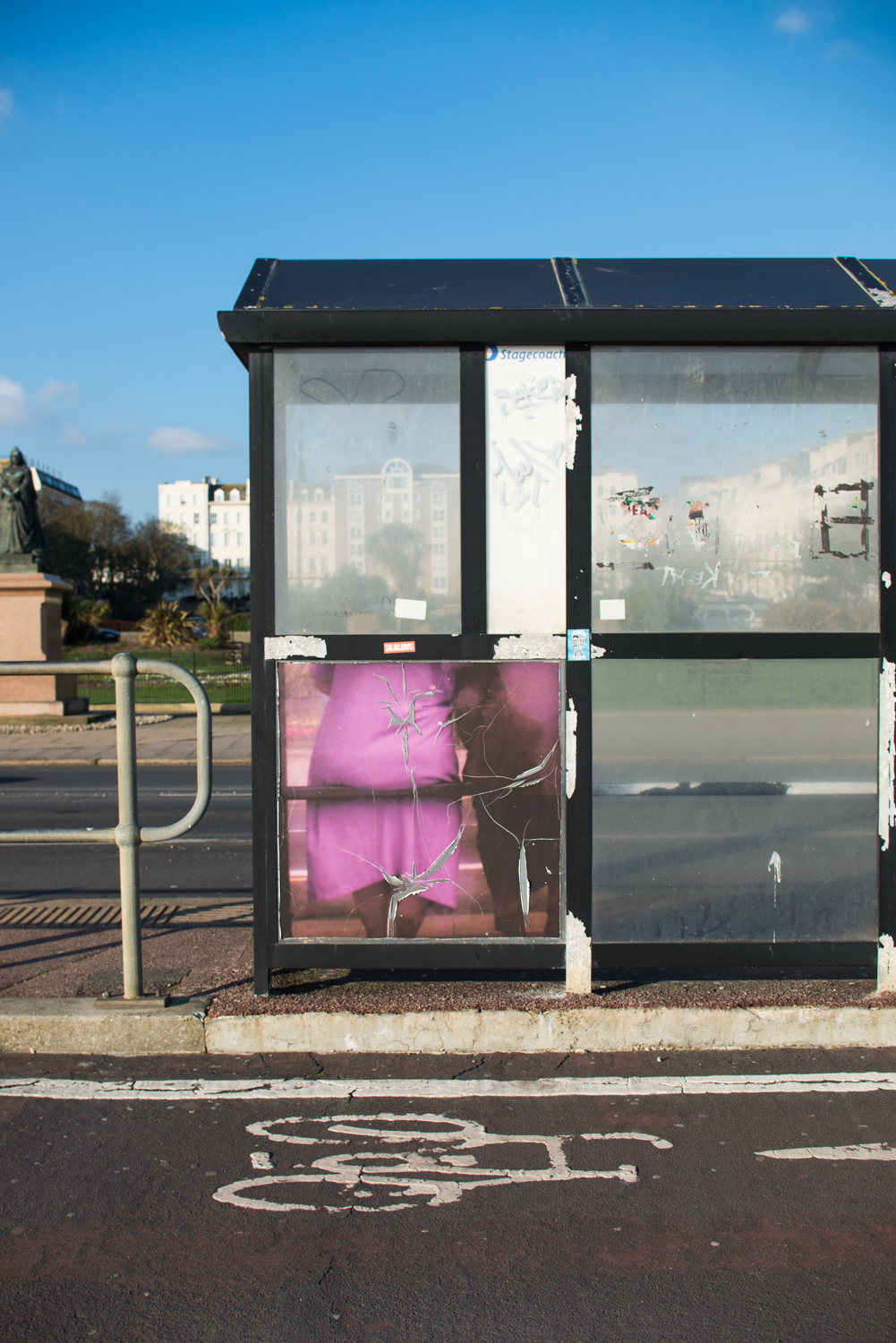 Warrior Square Bus Stop