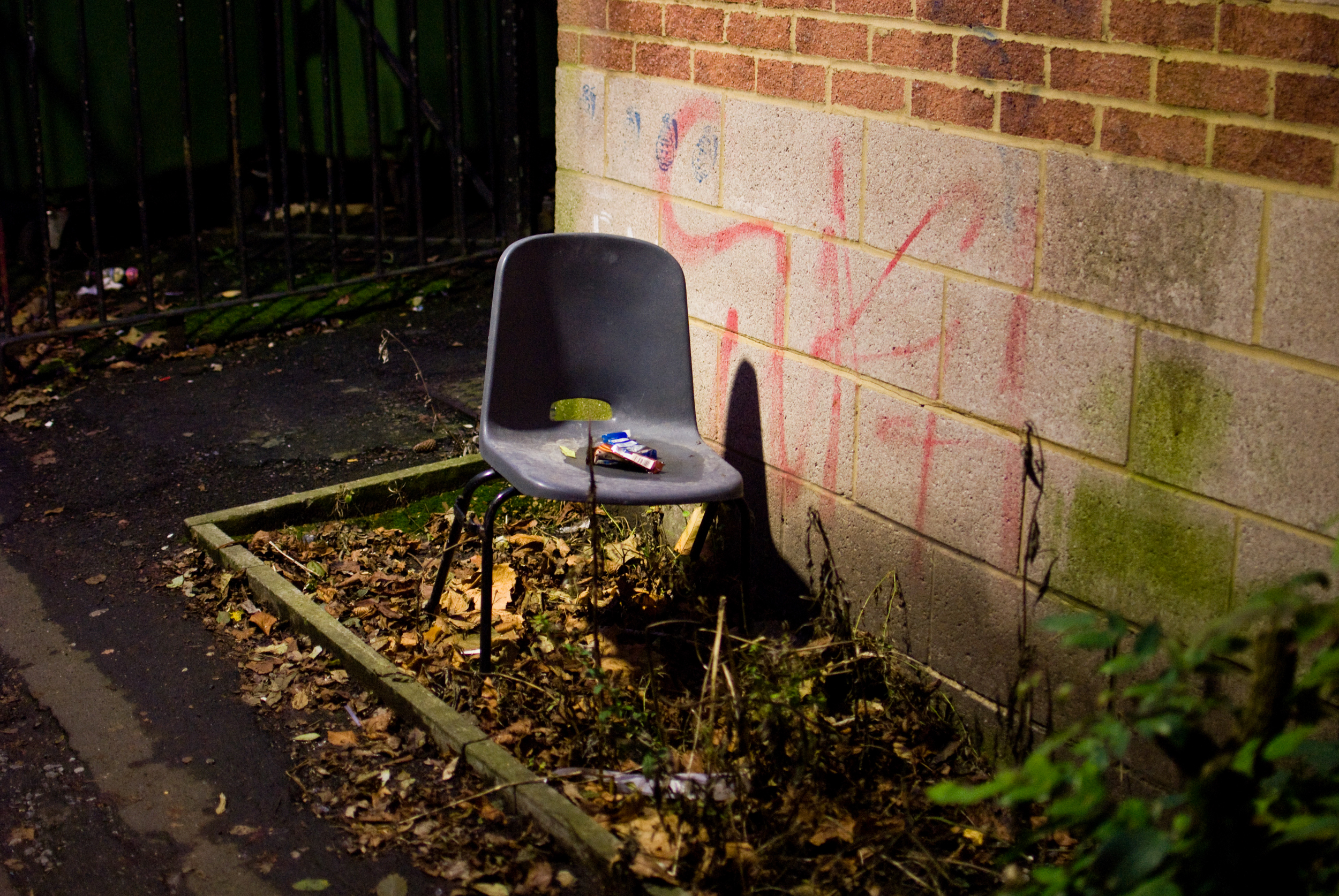 Lone Chair, New Cross