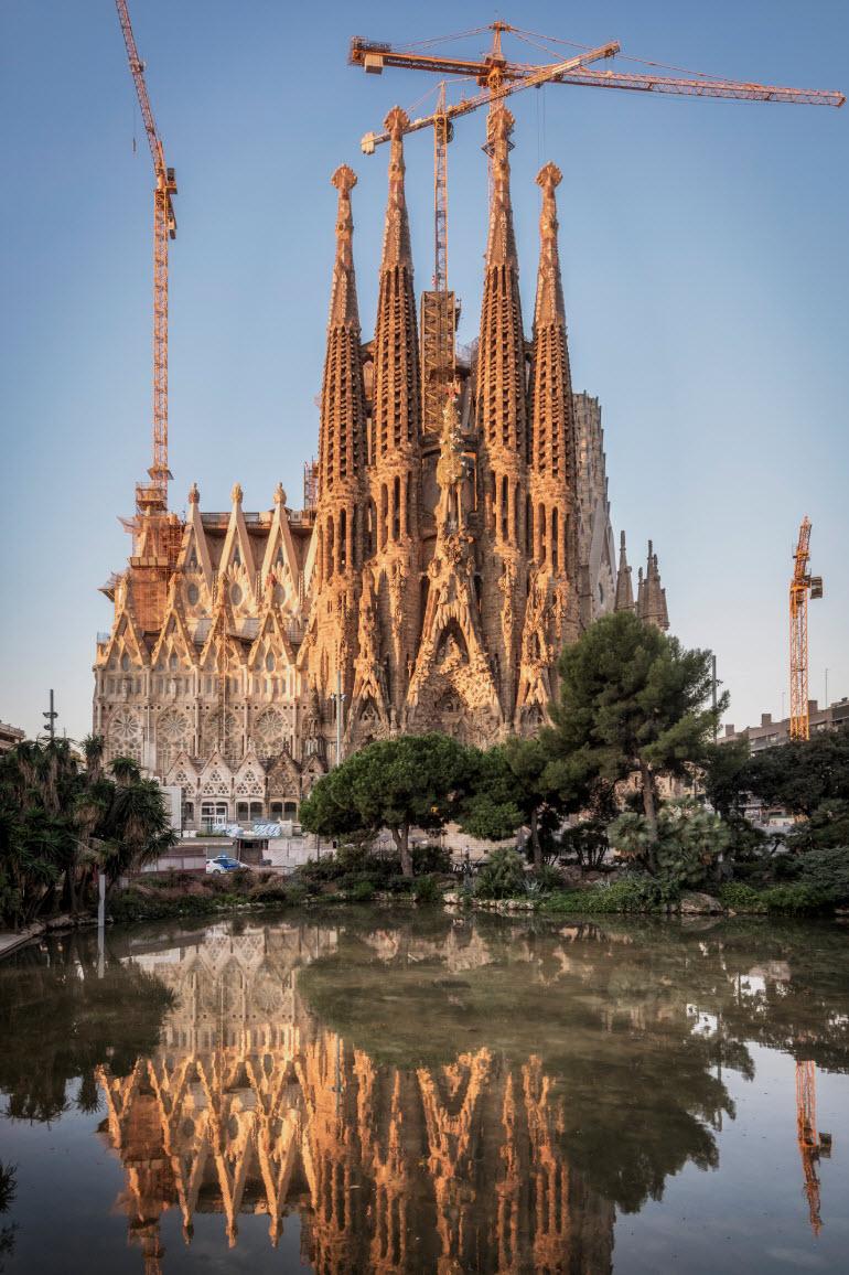© Basílica de la Sagrada Família/Pep Daudé.
