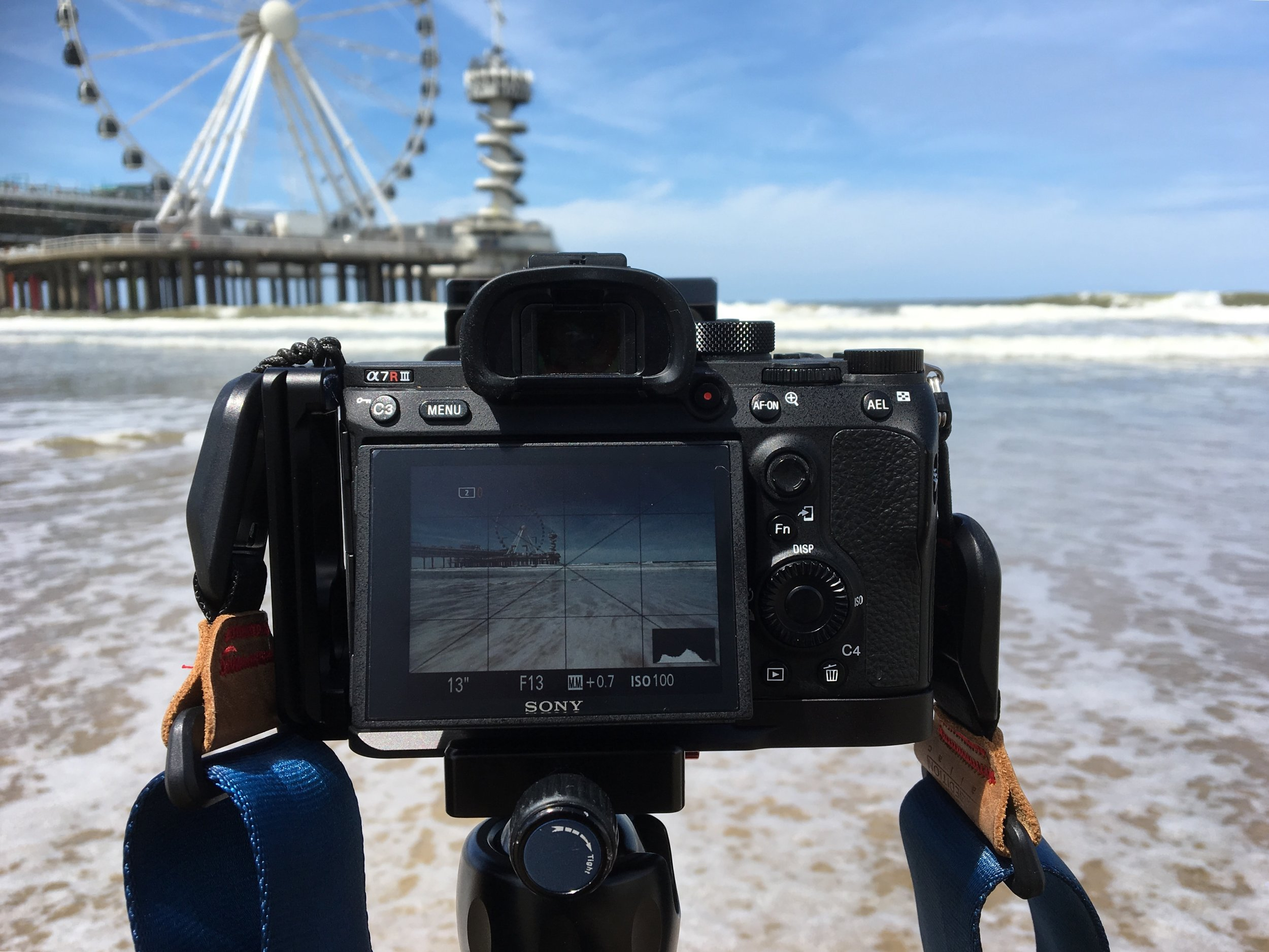 shooting with my Sony a7riii