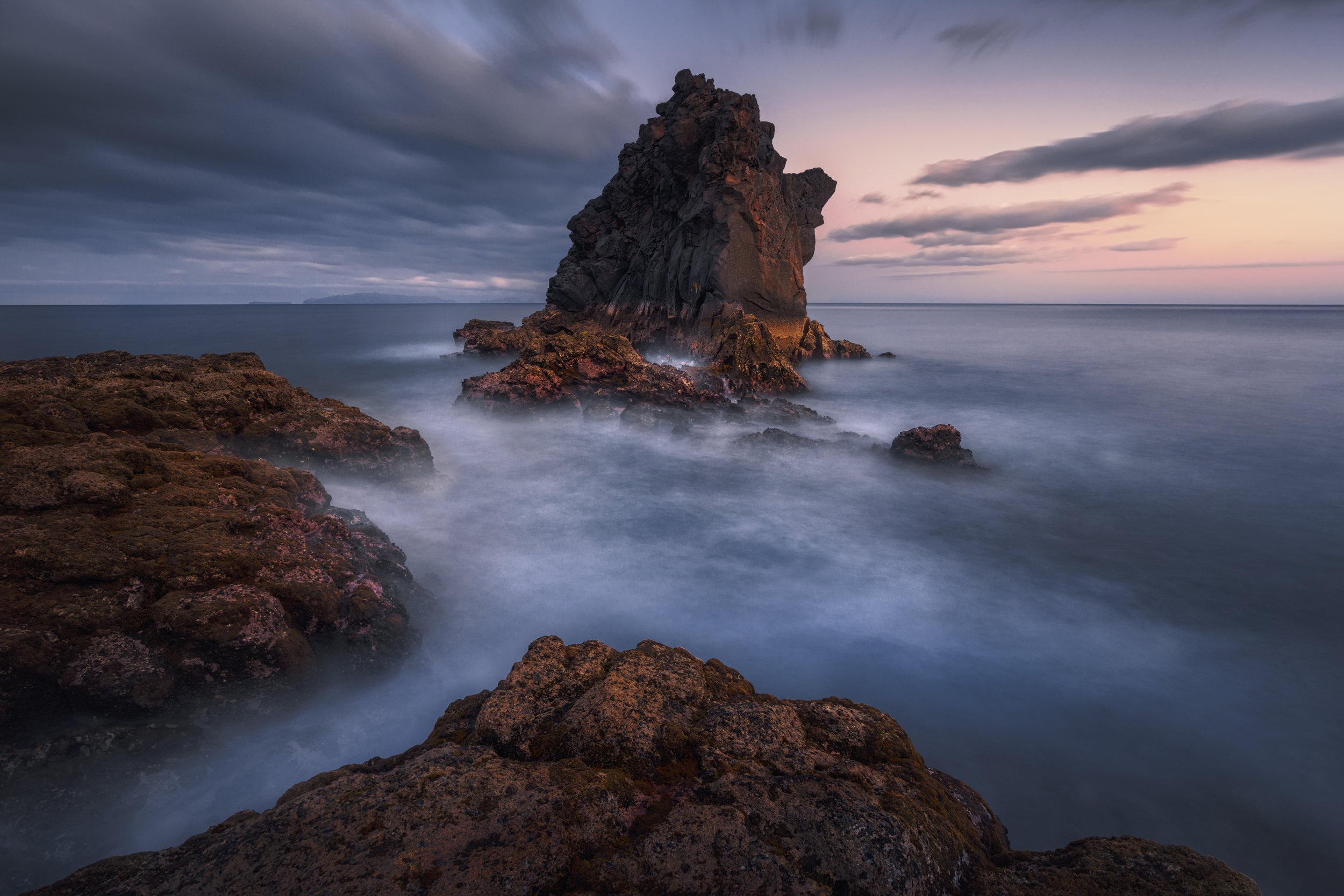 Santa Cruz, Madeira - long exposure of 30 seconds made possible by using a 10 stop ND filter ( NanoPro ND 3.0 100x100mm Filter )