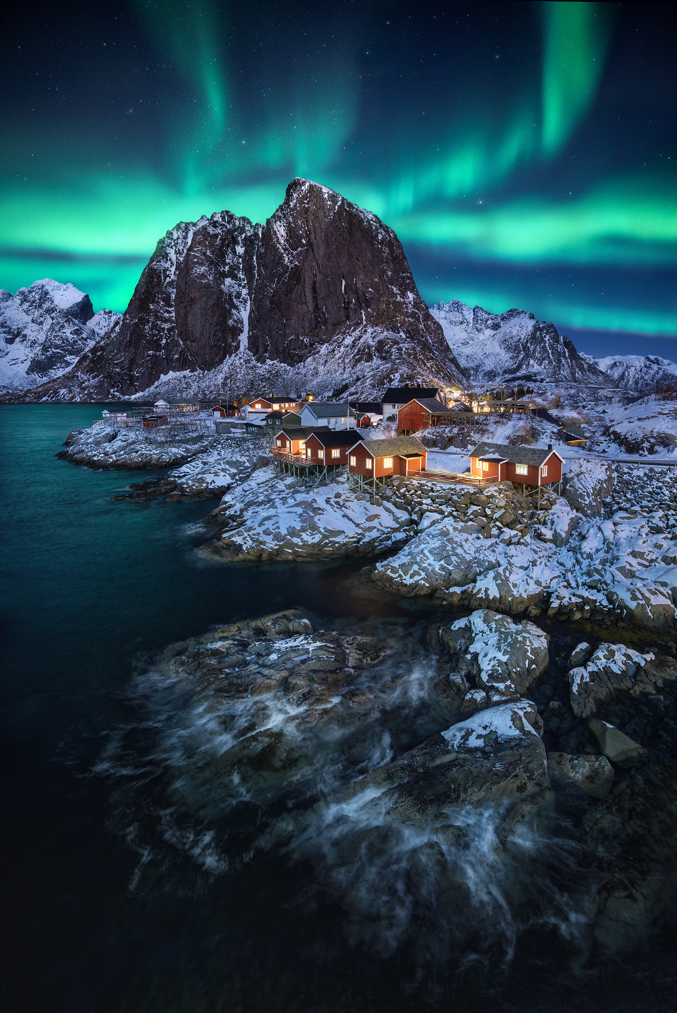 Lofoten, Norway -