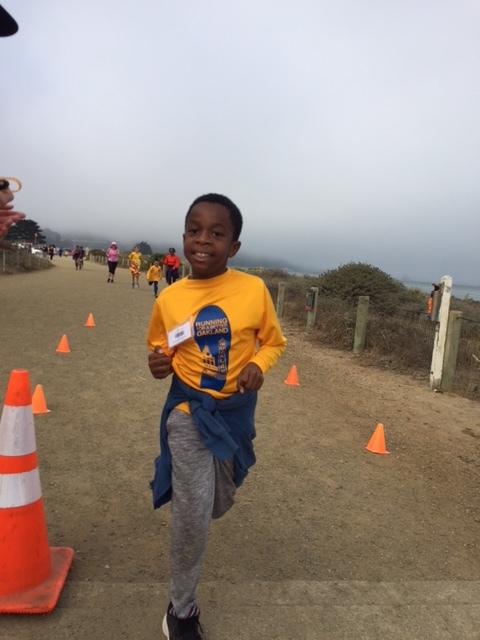 Running for a Better Oakland