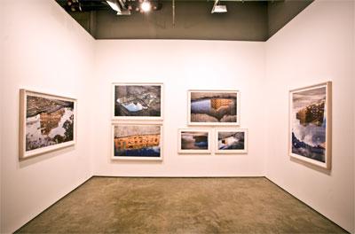 Jonathan Calm: Projects at Caren Golden Fine Art